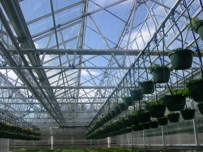 Rack And Pinion >> Linx Greenhouse Systems :: Natural Ventilation - Roof Vents