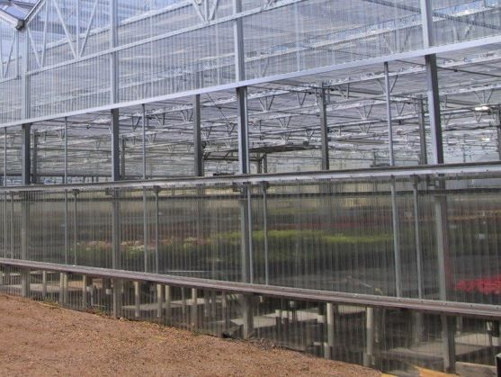 Linx Greenhouse Systems Equipment Natural